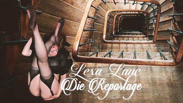 <p>Die Reportage mit dem BDSM Model Lexa Lane über ihre Leidenschaften, Model Arbeit und SM Videos. Sie geht dabei auf Themen wie Fußfetisch, Bastonade, echte SM Sessions vor der Kamera ein.</p>