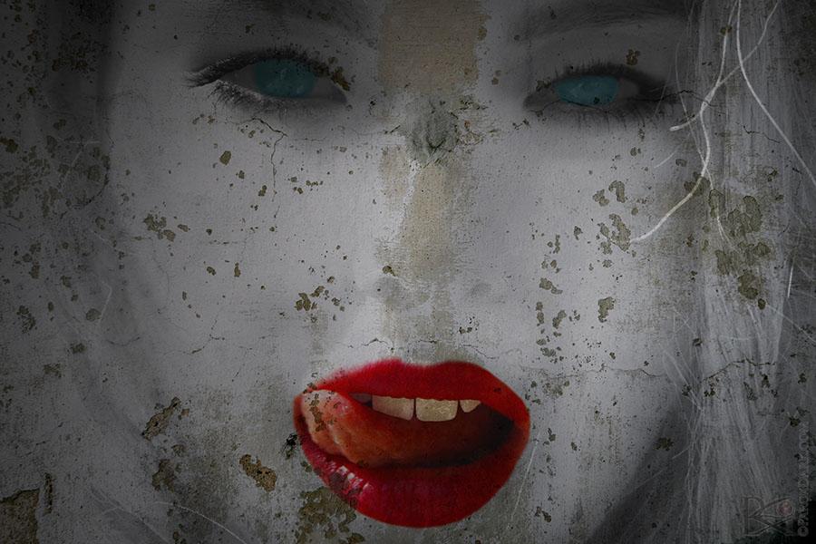 Hot Lips Art